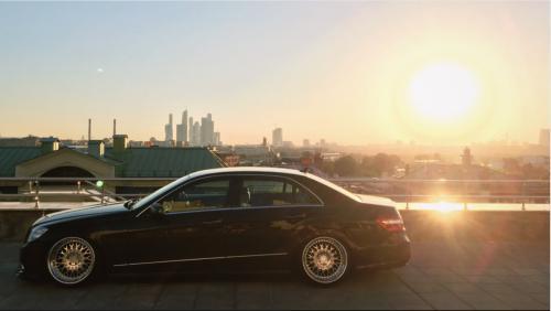 тюнинг Мерседес W212