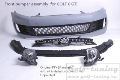 "VW Golf 6 ������ �������� ""GTI Look"""