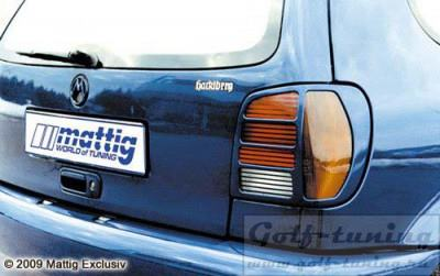 VW Polo 6N 94-99 �������� �� ������ carbon look