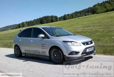 Ford Focus 04-11 ������ carbon