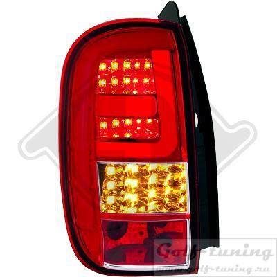 Renault Duster 11- ������ ������������, ������-����� Lightbar design