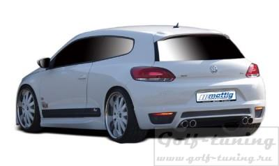 VW Scirocco 08- Пороги N-Race