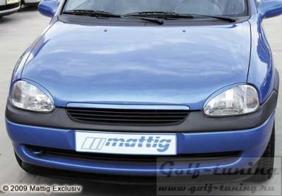 Opel Corsa B Ресница Badlook
