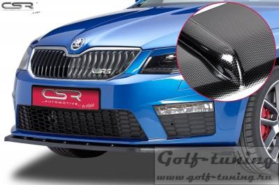 Skoda Octavia 3 Typ 5E RS 14- �������� �� �������� ������ Carbon Look