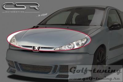 Peugeot 206 98-08 ������� Badlook �� ������� X-Line design