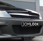 Opel Astra H GTC 3D 04-07 Решетка без значка Sport Look