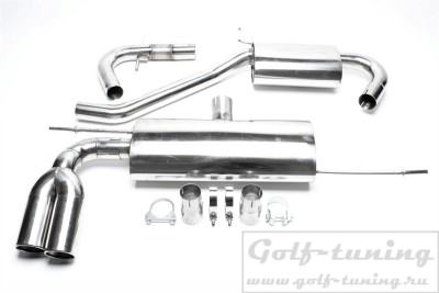 Audi A3 8P / VW Golf 5 / Golf 5 Plus Catback выхлоп 2x76mm