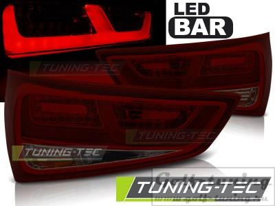 Audi A1 10- ������ ������������, ������-������������ Lightbar design