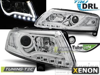 Audi A6 4F 04-08 ���� Tube Lights ��� ������ ����
