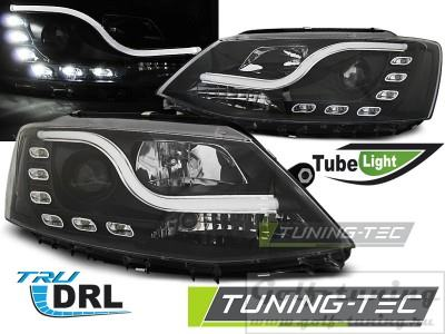 VW Jetta 6 11-15 Фары Tube lights черные