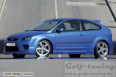 Ford Focus 04-08 Пороги