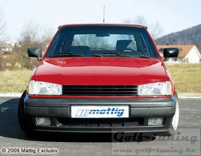 VW Polo 2F 90-93 Ресница Badlook