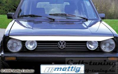 VW Golf 1 Ресница Badlook
