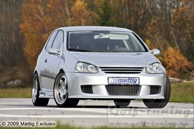 VW Golf 5 �������� ������ Racing 1