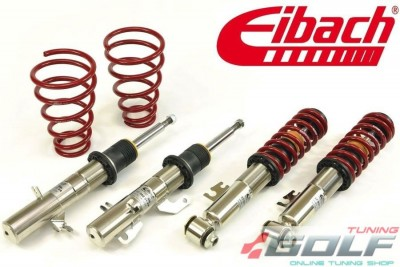 Audi A3 (8L1)/TT/Seat Leon 1M/VW Golf 4/New Beetl 96- Винтовая подвеска Eibach Pro-Street-S