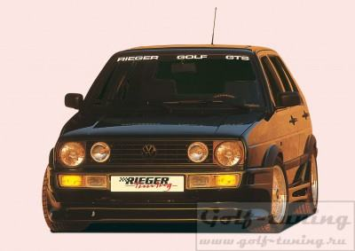 VW Golf 2, VW Jetta 2 Пороги