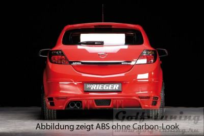 Opel Astra H GTC �������� �� ������ ������ Carbon Look