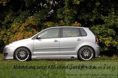 VW Polo 9N ������ Carbon Look
