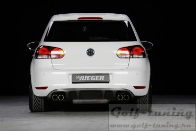VW Golf 6 ������� � ������ ������ Carbon Look