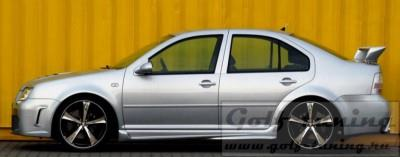 VW Golf 4, VW Bora Пороги