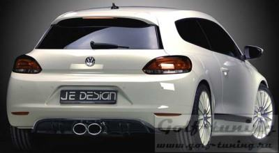 VW Scirocco 3 �������� �� ������ ������ Carbon Look