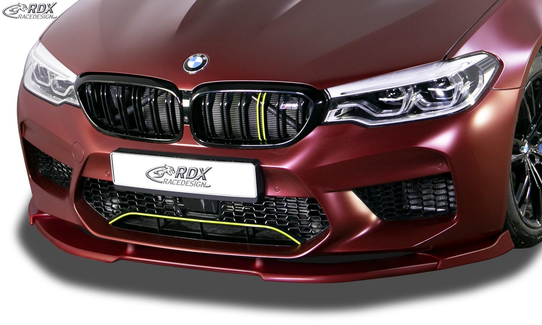 BMW G30 M5 F90 Накладка на передний бампер Vario X