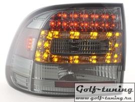 Porsche Cayenne 955 02-06 Фонари светодиодные, тонированные