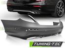 Mercedes W213 16-18 Бампер задний в стиле E43 AMG