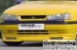Opel Vectra A 93- Спойлер переднего бампера