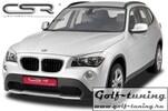 BMW X1 09-12 Реснички на фары