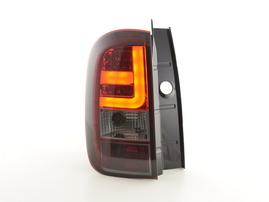 Renault Duster 10-17 Фонари светодиодные красно- тонированные