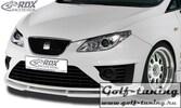 Seat Ibiza 6J +Seat Aerodynamik-Kit -12 Спойлер переднего бампера VARIO-X
