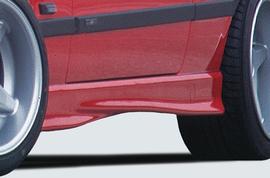 BMW E36 Компакт Накладки на пороги