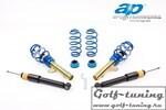 Audi TT 8J Coupe/Roadster/quattro/RS/TTS/Seat Leon 1P/VW Golf VI (1K) Винтовая подвеска AP с регулировкой по высоте