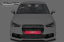 Audi A1 10-14 Решетка радиатора без значка