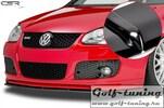 VW Golf 5 GTI Накладка на передний бампер Cupspoilerlippe глянцевая