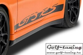 Porsche 911/996 97-06 Накладки на пороги GT/3 RS Look
