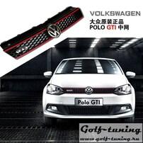VW Polo 6R 09-15 Решетка радиатора GTI Look