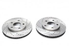 Buick Regal/Opel Sintra/Pontiac Grand Prix Комплект спортивных тормозных дисков