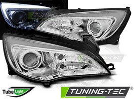 OPEL ASTRA J 09-15 Фары tube light хром