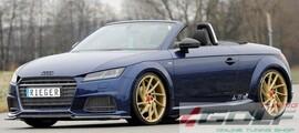 Audi TT (8J-FV/8S) S-Line 14- Накладка на передний бампер/сплиттер