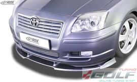 Toyota Avensis T25 03-06 Спойлер переднего бампера VARIO-X