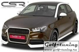 Audi A1 10-14 Накладка на передний бампер