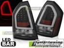 Chrysler 300C 05-08 Фонари светодиодные, led bar, черные
