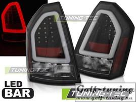 Chrysler 300C 05-10 Фонари светодиодные, led bar, черные