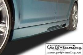 VW Touran 03-10 Накладки на пороги