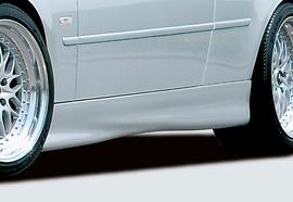 BMW E46 Купе/Кабрио Накладки на пороги