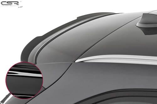 BMW X1 F48 15- Спойлер на крышку багажника глянцевый