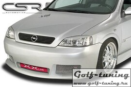 Opel Astra G 98-04 Реснички на фары