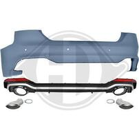 Audi A5 16- Бампер задний в стиле RS5